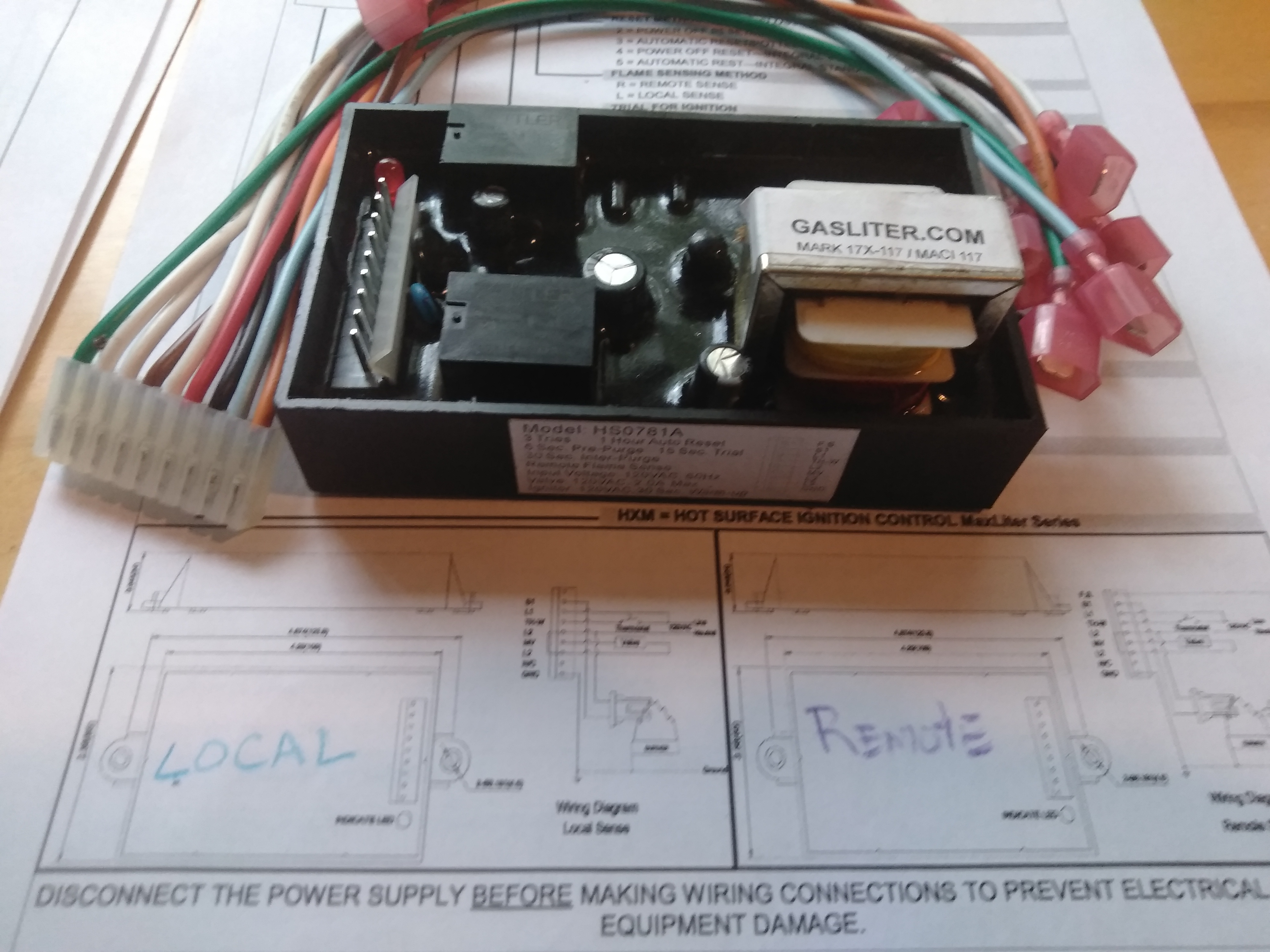 fenwal ke554695 ignition module wiring diagram  fergusontractorwiringdiagram.web.app